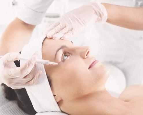 PRP Behandling (Vampyrmetoden)