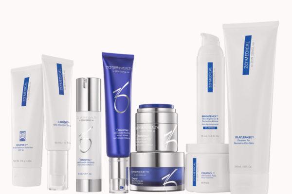 Hudvårdsbehandling med ZO Skin Health